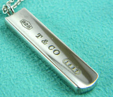 Tiffany & Co 1837 Pendant $150