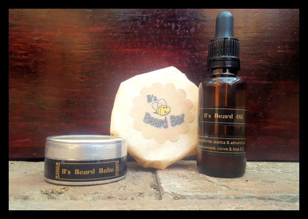 beard care package, natural, organic, oil, beard oil, hemp oil, essential oils, beard care, holistic, local, handmade, soothing, healing, skin, skin care
