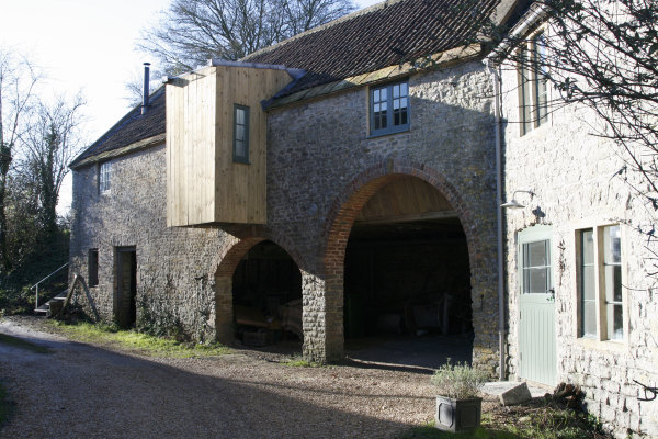 The Grainstore & Miller's Cottage