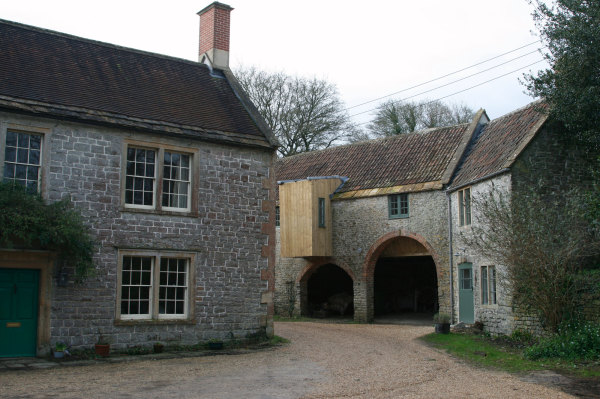 Cutterne Mill House