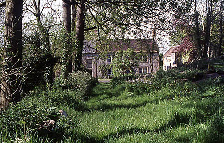 The Mill House in Spring