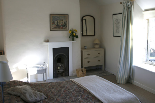 Miller's Cottage bedroom
