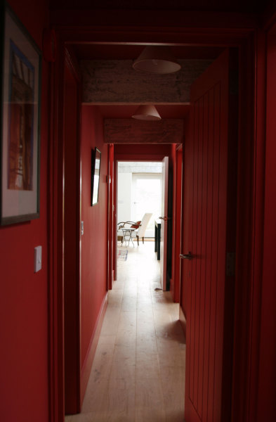 The red corridor