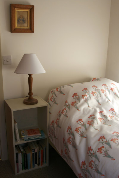 The Grainstore, the single bedroom