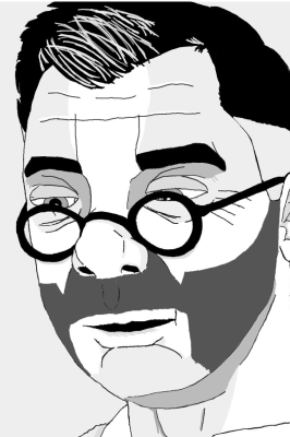 henry roscoe; detective; comic, humour