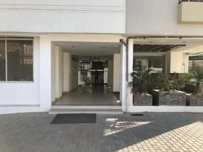 Entry to Main Lobby