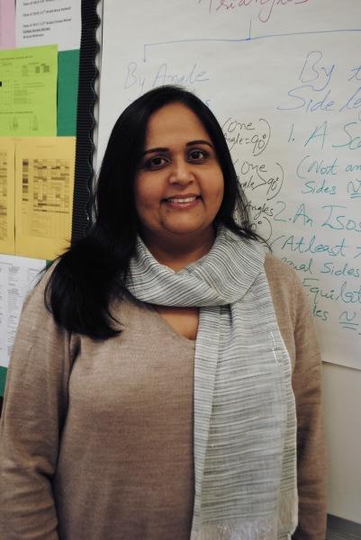 Mrs. Patel