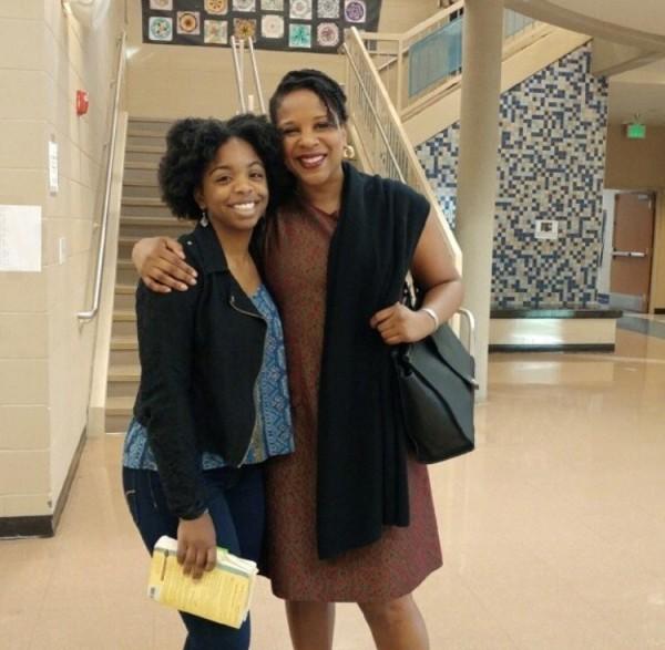 Writer meets writer. Author Tayari Jones spoke with Eye of the Storm editor Taryn Robinson.