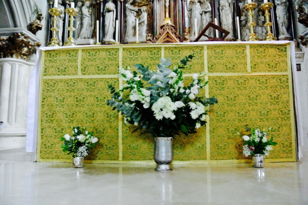 Church decoration