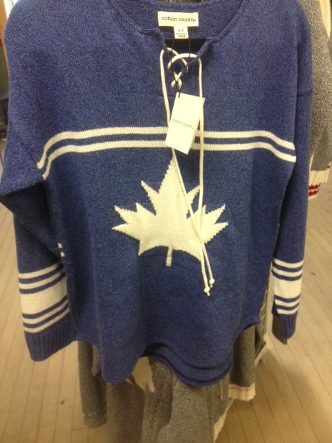 Made in Canada Comfort