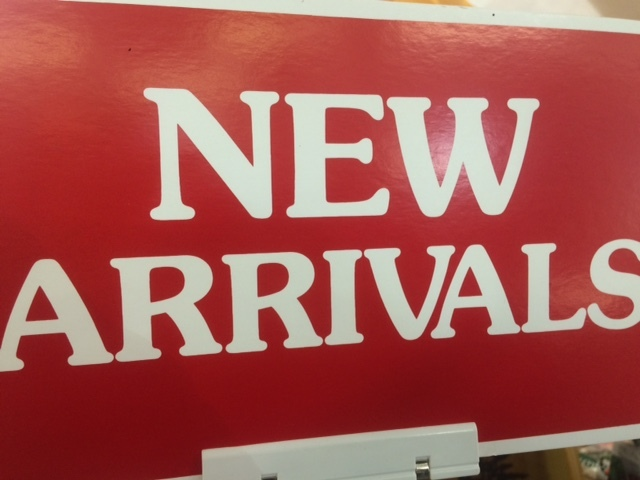 New Stock arriving daily!