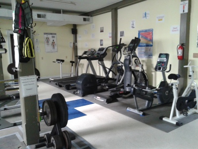 The Fitness Centre in Aug 2016