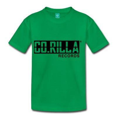 Kids' Premium Corilla Records T-Shirt