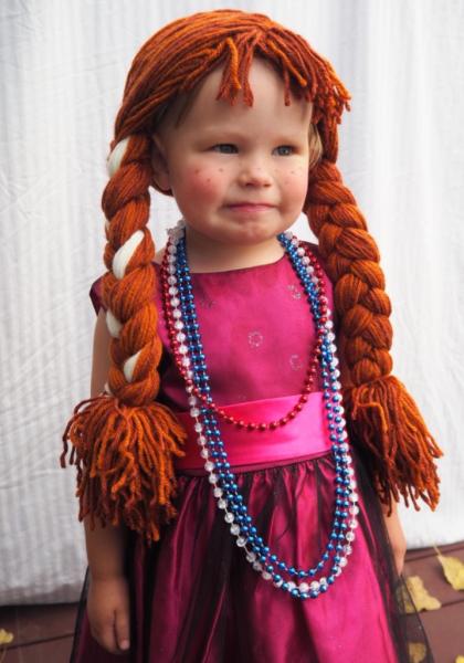 Yarn Wigs