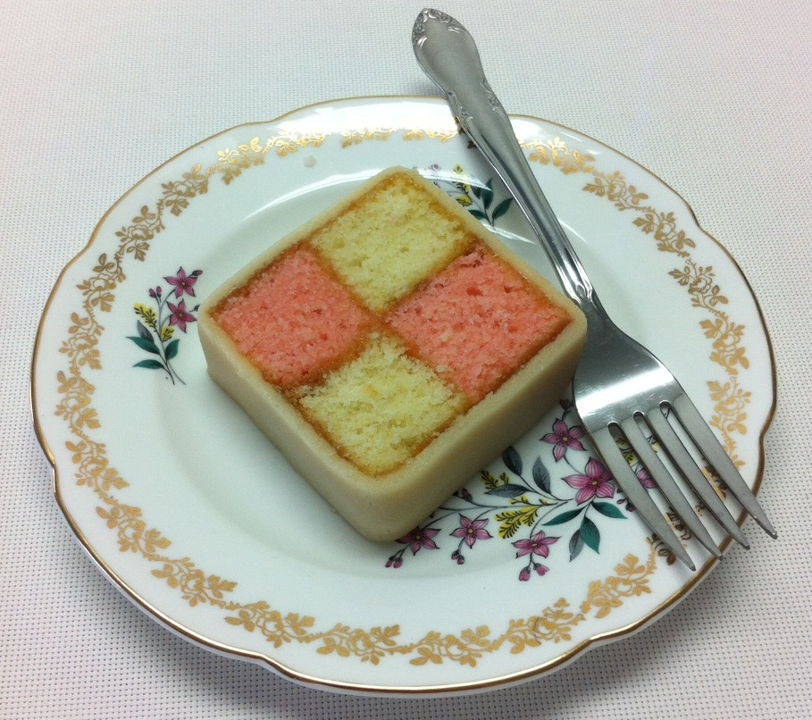 Battenburg Slice