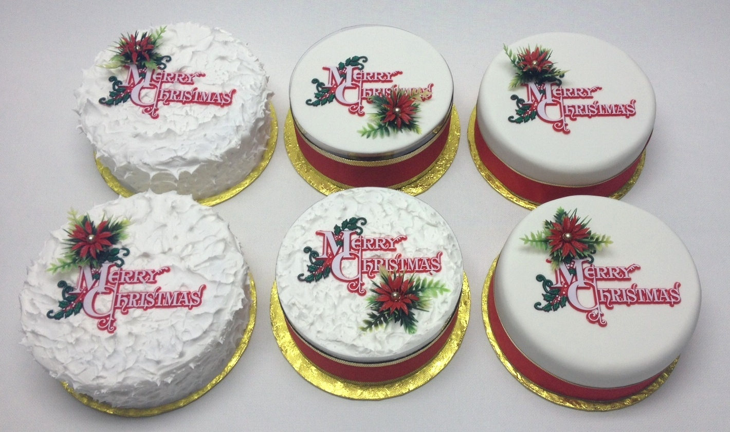 English christmas fruit cake