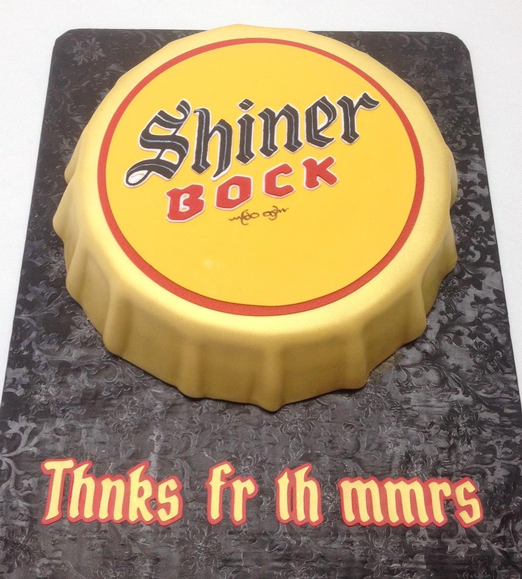 shiner bock cap