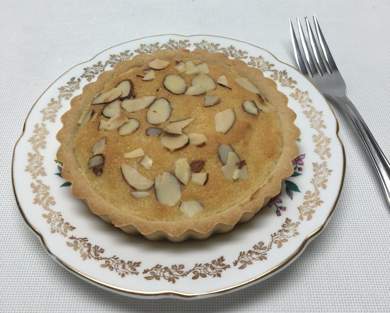 Bakewell tart mini