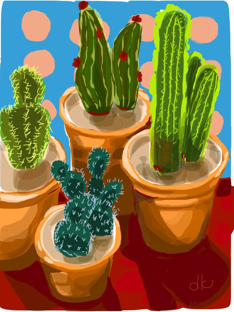 Pots & Prickles