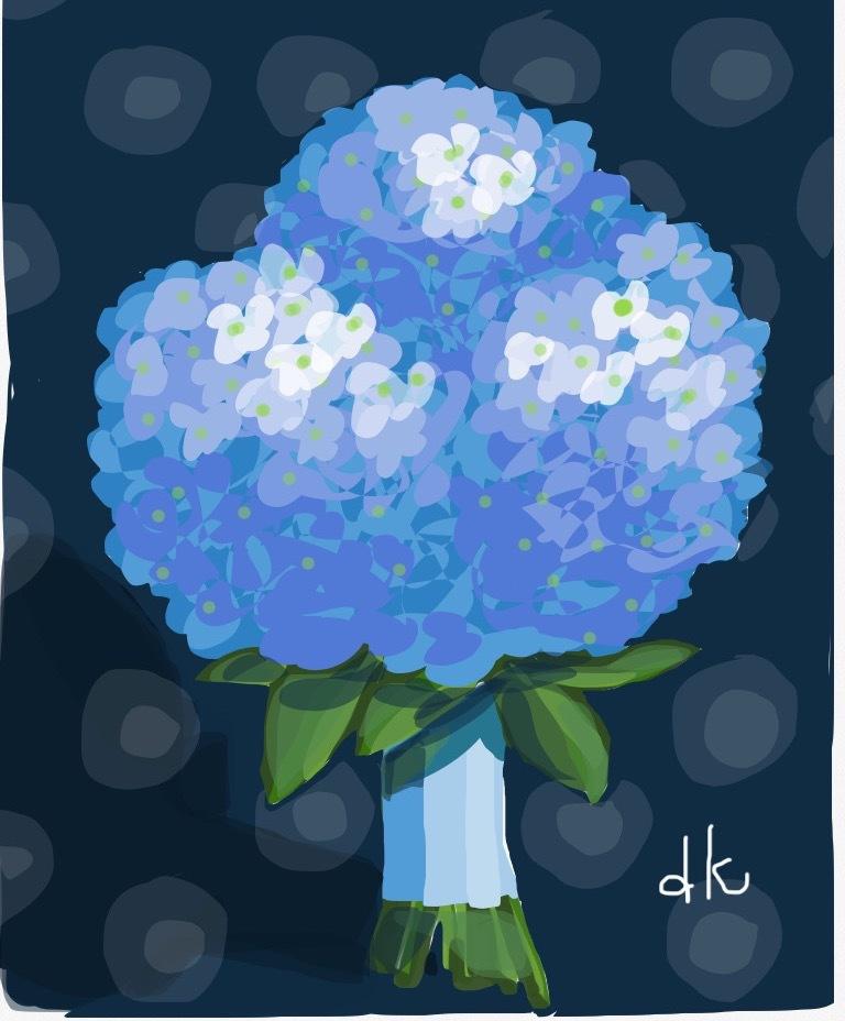 Hydrangea Happy
