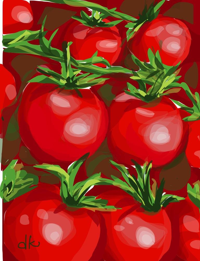 Hot Tomatos