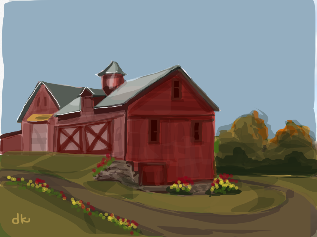 Lenox Barn