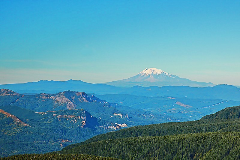 Mt.Adams, Southwest Washington Cascade Tours