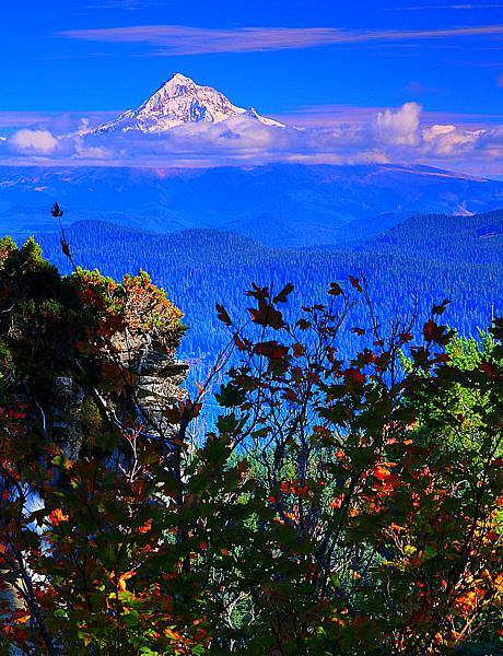 Cascade Mountains Overlook Tour Guiding Services