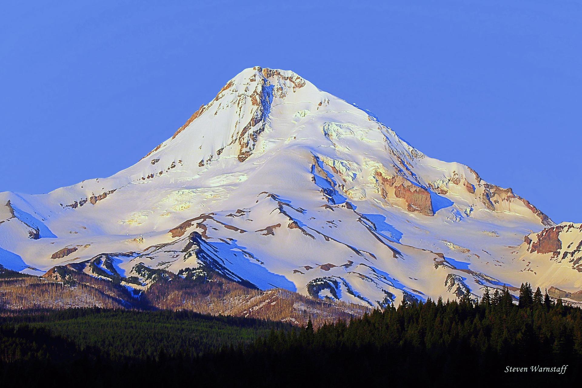 Oregon Cascade Mountains Tour Guiding Services