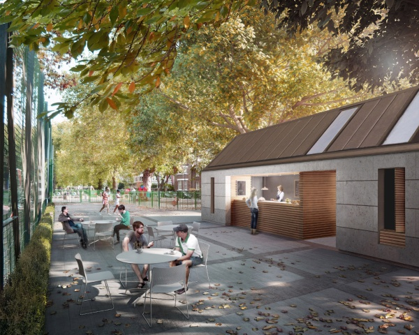 News: Brook Green Pavilion