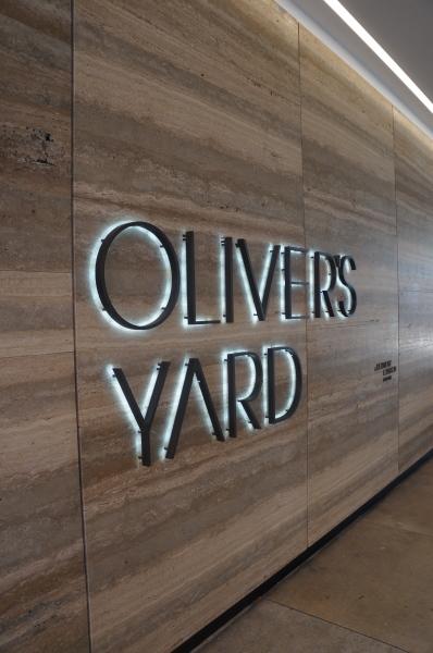 Oliver's Yard