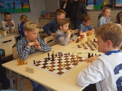 Scholenschaakkampioenschap Noordenveld