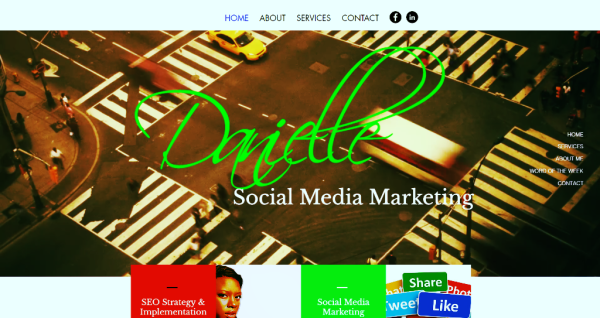 Danielle Media Marketing