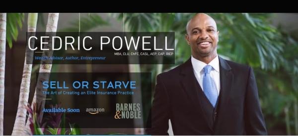 Cedric P. Powell