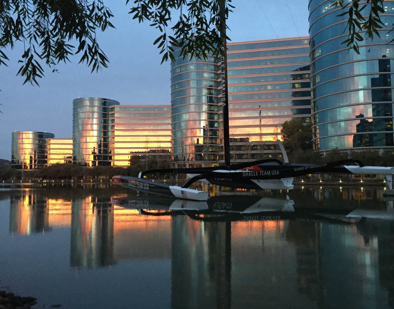 ORACLE LOOKS TOWARD THE FUTURE OF PROPERTY MANAGEMENT