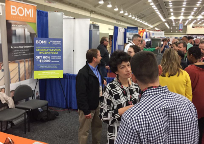 GETTING HP @NFMT: What I saw at the 2017 NFMT Conference & Product Expo in Baltimore, MD