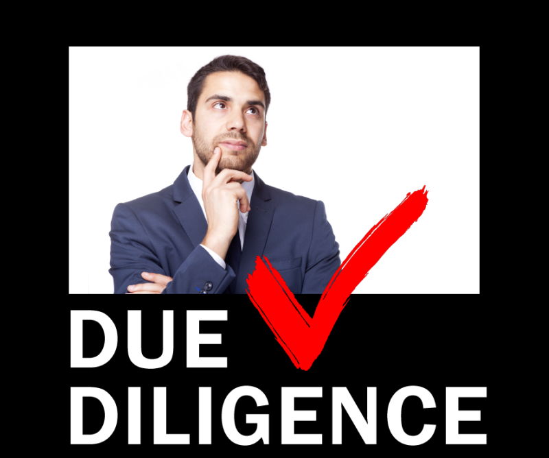 Due Diligence: The First Step in Acquisition