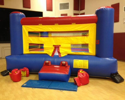 Inflatable Bouncy Boxing Arena Rentals Lancaster Pa