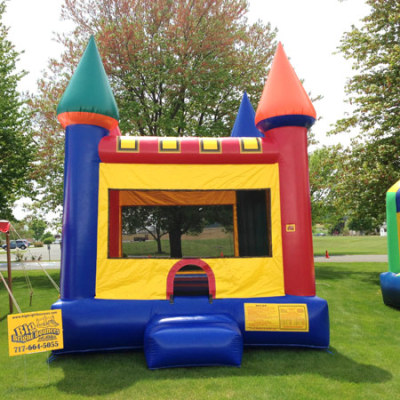 Inflatable 13 x 13 Bounce House
