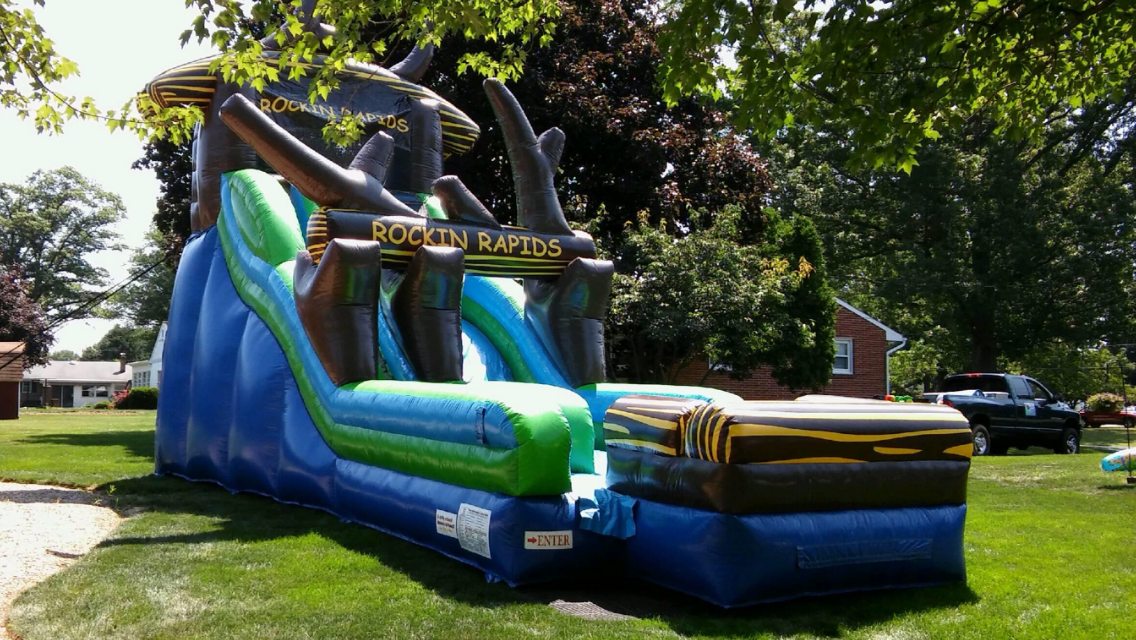 Inflatable Water Slide Rentals Lancaster PA