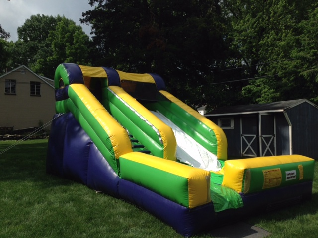 Inflatable Water Slide Rentals Lancaster Pennsylvania