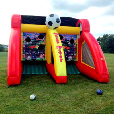 Inflatable Soccer Fever Game Rentals Lancaster Pa
