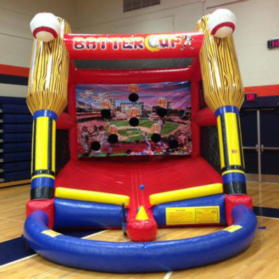 Inflatable Baseball Game Rentals Lancaster Pennsylvania