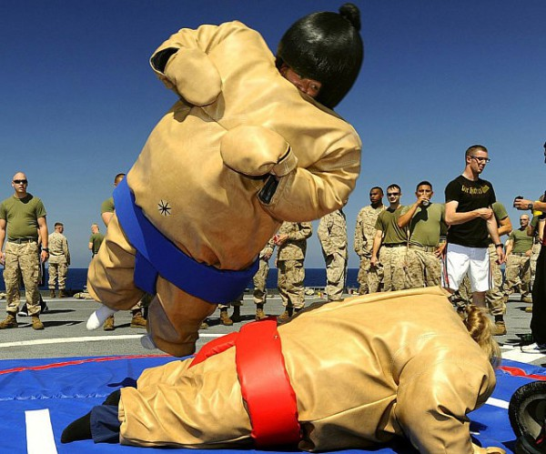 Sumo Wrestling (Youth & Adults)