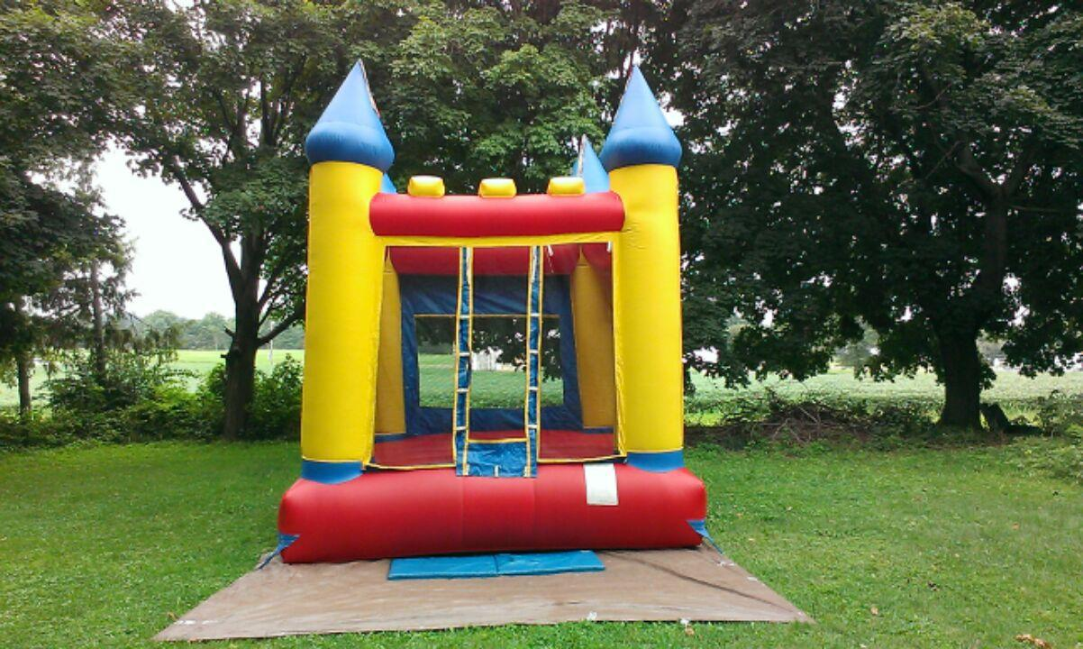 Inflatable Basic Bouncer
