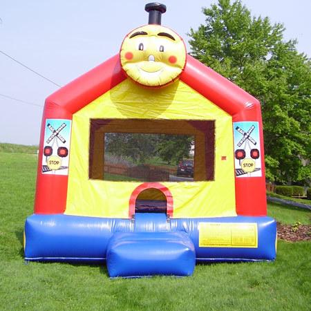 Inflatable Choo Choo Train Bounce