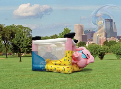 Bounce Houses Party Pig Roast Bouncers