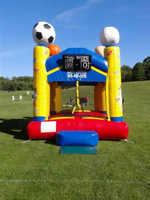 Inflatable All Sports Bounce House