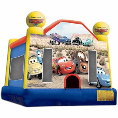 Inflatable Disney Cars Bounce House Jumper Castle