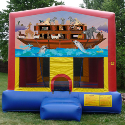 Church Bounce House Noah's Ark Bouncer